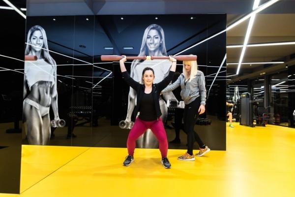 Trener – Sanja Simić