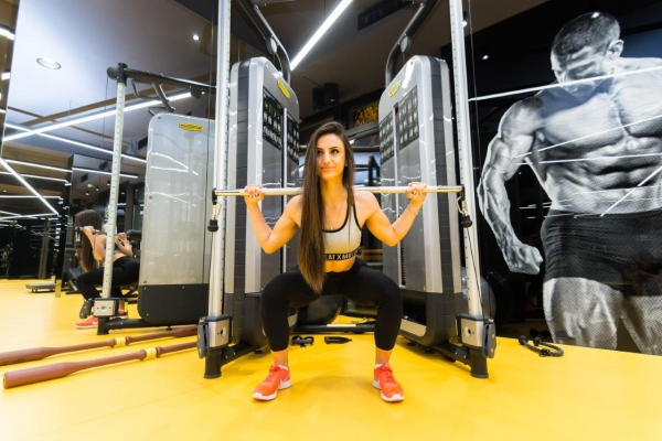 Trener Irina Dugonjivac